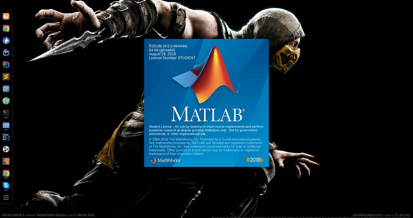 matlab launch